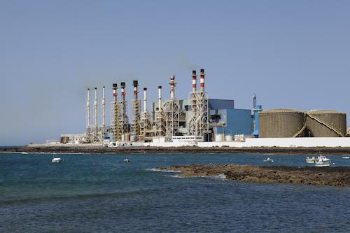 seawater disalination